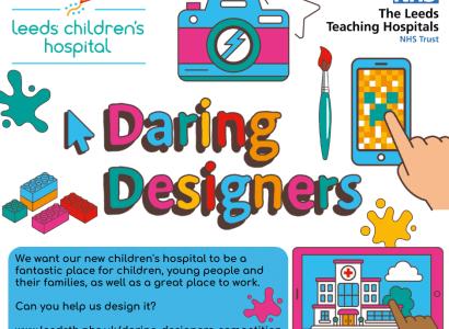Help Design Leeds Children's Hospital