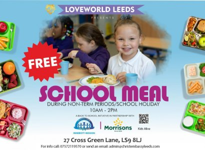 Leeds Church Teams up with Supermarket to Tackle Half-Term Food Poverty