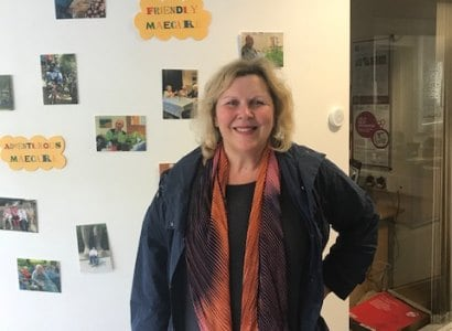 """Volunteer Stories: How supporting someone through volunteering can act as a """"window to the outside world"""""""