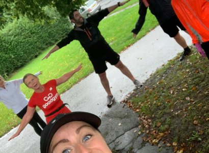 Introducing @GoodGymLeeds – Get fit whilst doing good!