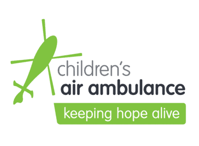 Ways you can support Children's Air Ambulance