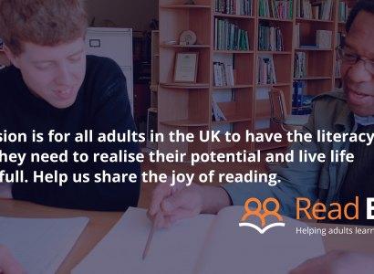 Read Easy UK seeking volunteers for new Leeds Branch