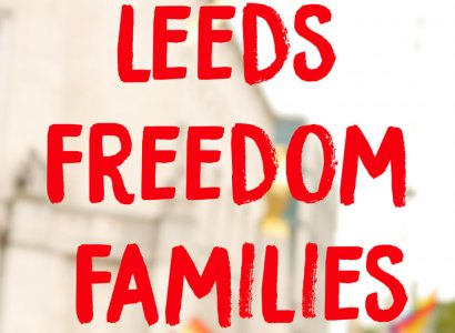 Leeds Freedom Families Relaunch