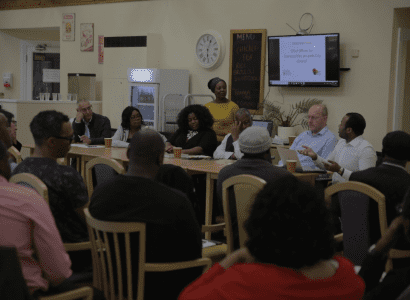 Developing Strategic Leadership for Underrepresented Communities
