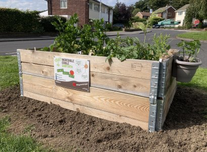 What does community gardening have to do with the climate emergency?