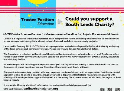 Trustee Recruitment