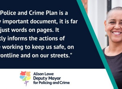 West Yorkshire Police and Crime Plan Consultation Launched